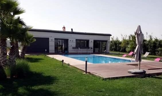 Ferme avec piscine à 10 minutes de meknès