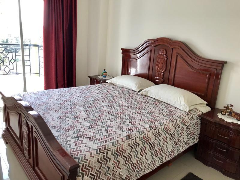 Appartement neuf meublé à louer au cœur de rabat