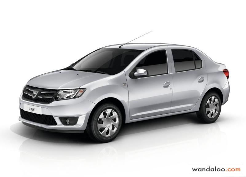 Dacia logan modèle 2017