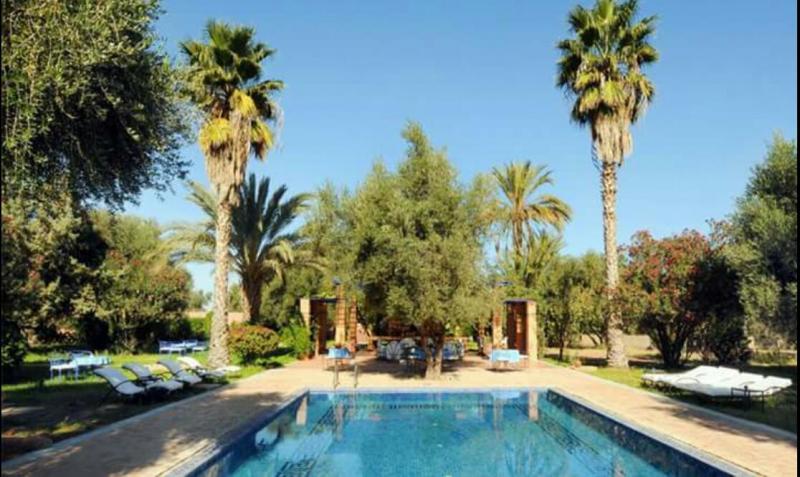 Villa du Paradis Marrakchi