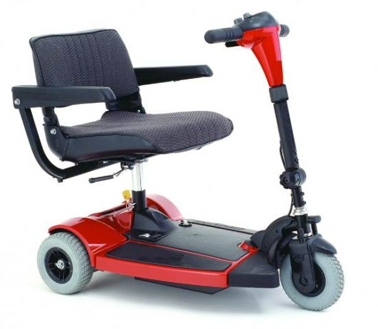 Scooter électrique médical
